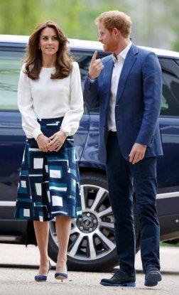 Kate e Harry