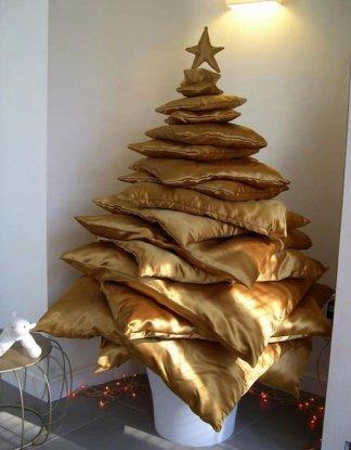 albero stilizzato con cuscini