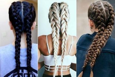 Boxer braids: la treccia da pugile FOTO - WDonna.it