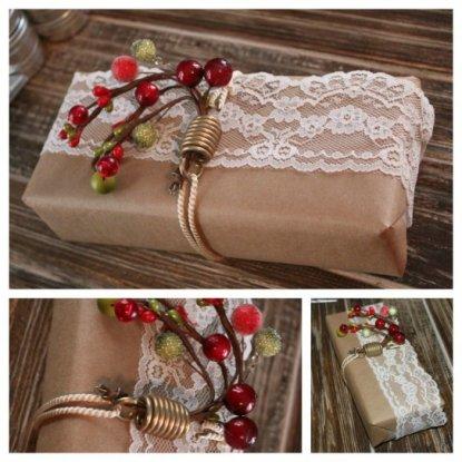 confezioni regalo Natale