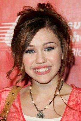 Miley Cyrus prima