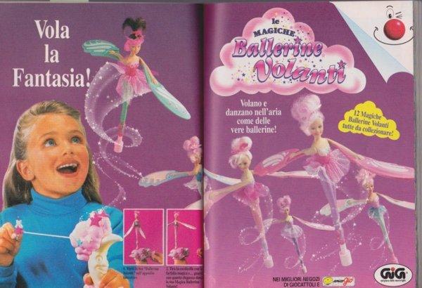 Magiche Ballerine Voltanti