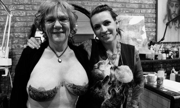 tatuaggi mastectomia