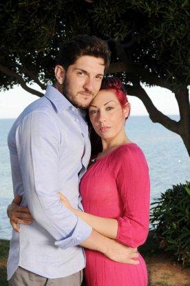 Gabrielle ed Ernesto