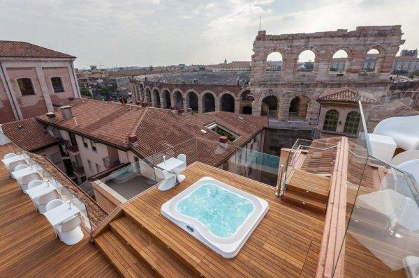 Arena di Verona - Hotel Milano