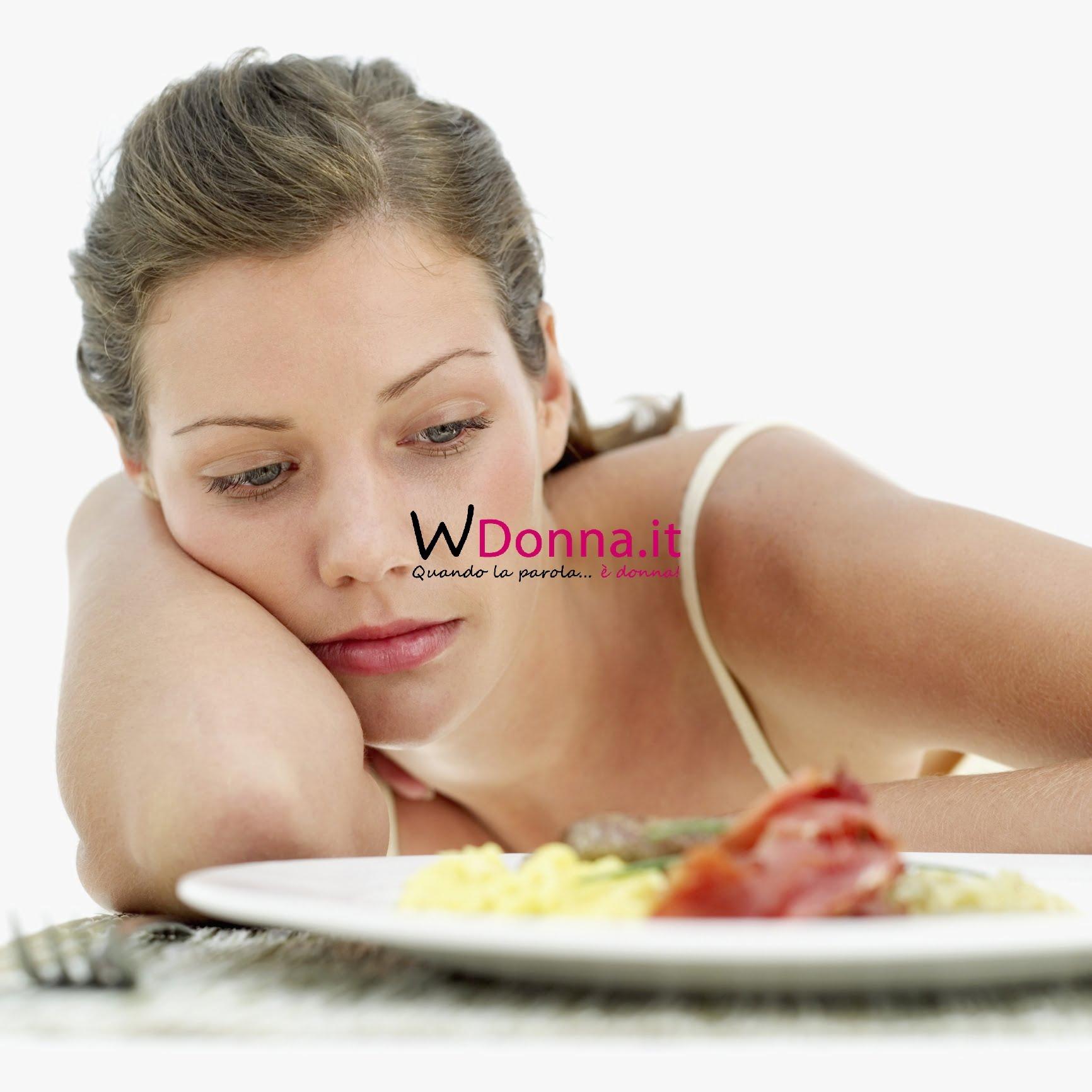 perdere peso mangiando poco