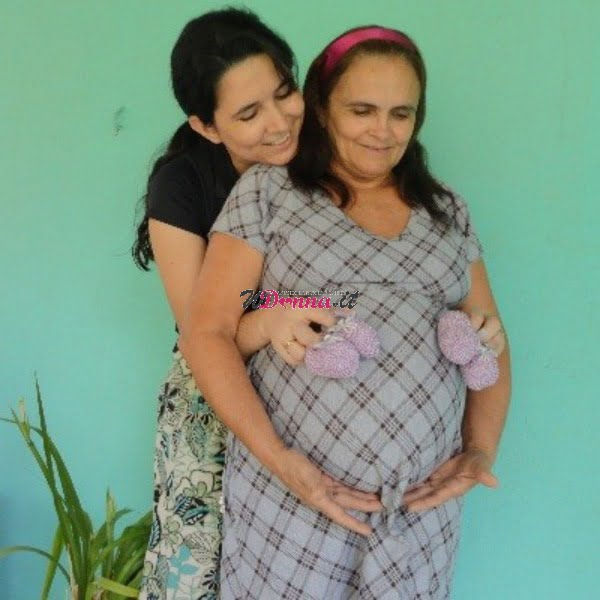 Madre affitta l'utero alla figlia e partorisce