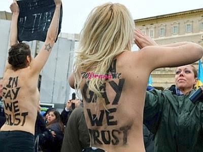 in gay we trust