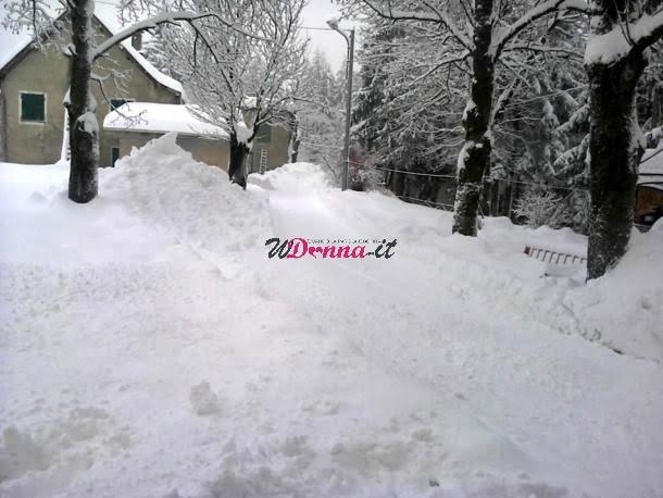 neve a palo di sassello