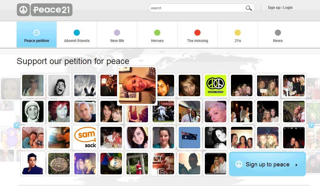 Peace 21 italia