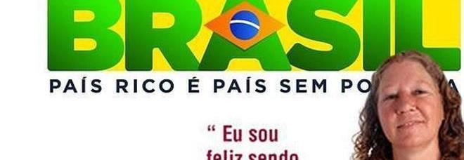 Pubblicità shock in Brasile