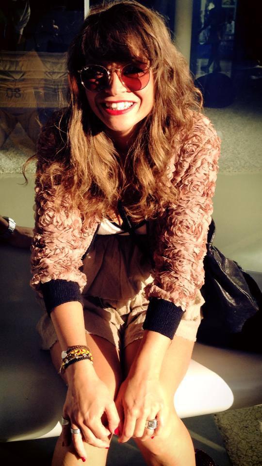 Alessandra Amoroso Look