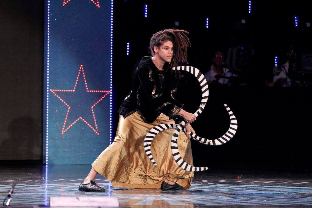 Gustavo Soler Ollitta Silva a Italia's Got Talent
