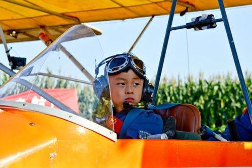 bimbo pilota