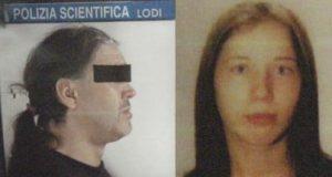 Lavinia A. e il ragioniere 41enne accusato dell'omicidio