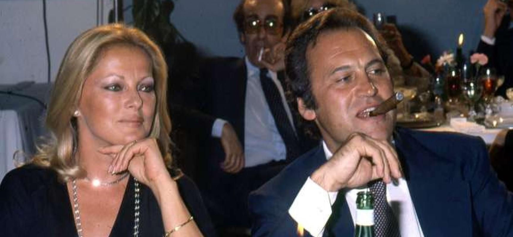 Morto Franco Pesci, marito di Virna Lisi