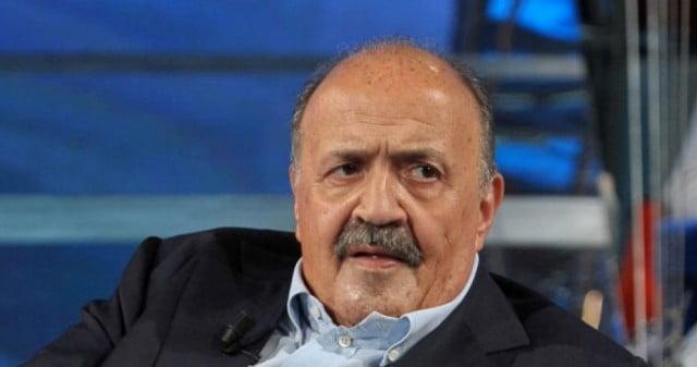 Maurizio Costanzo malore