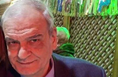 Giampiero Beranzoli è morto