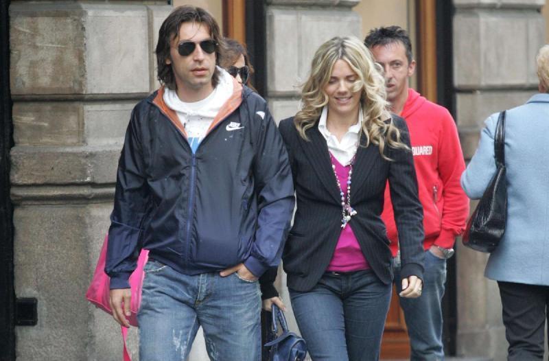Valentina Baldini, fidanzata di Andrea Pirlo