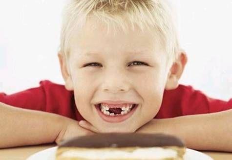 caduta denti latte