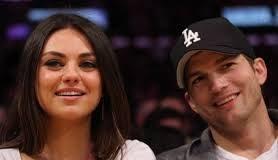Mila Kunis e Ashton Kutche
