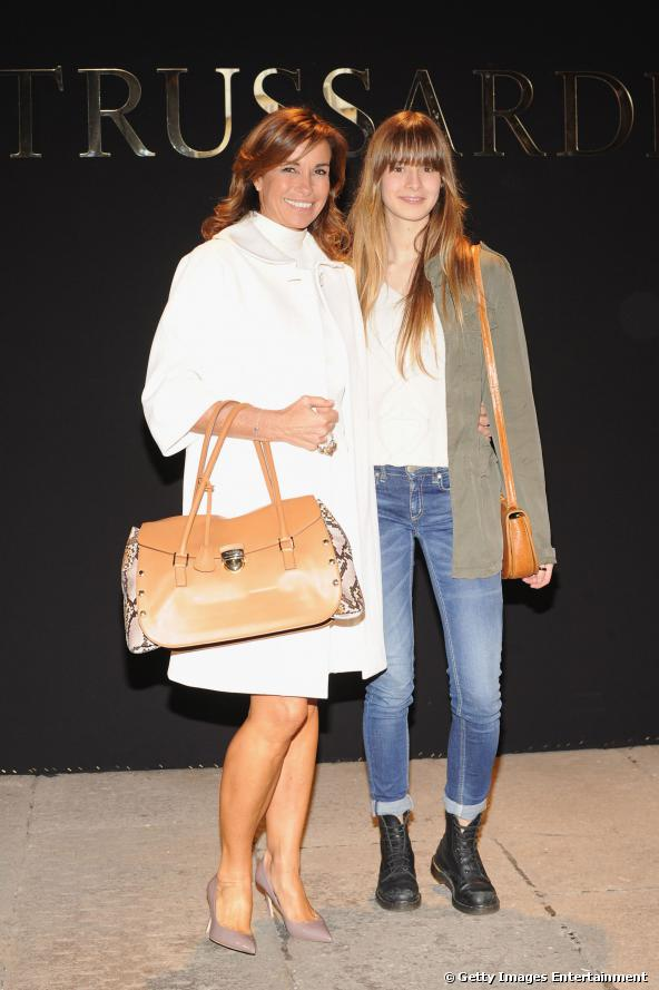 Cristina Parodi e Benedetta Gori