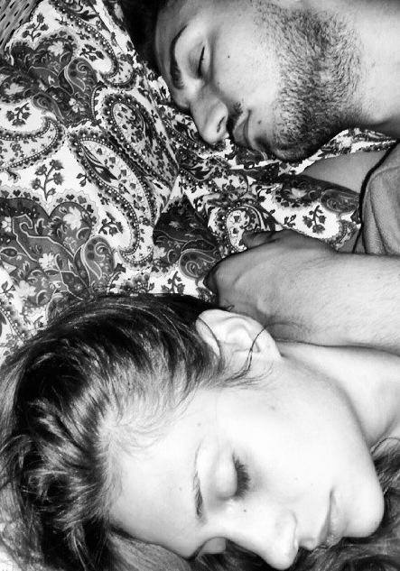 Beatrice e Marco dormono insieme