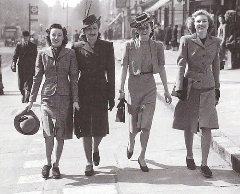 Favorito Abbigliamento anni '40 e '50 Foto - WDonna.it HF32