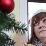 La donna che potrebbe morire ogni Natale per depressione stagionale