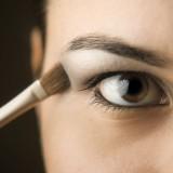 I pennelli per la piega dell'occhio