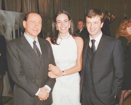 Cristina Parodi e Giorgio Gori