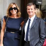 Cristina Parodi Giorgio Gori: 20 anni d'amore