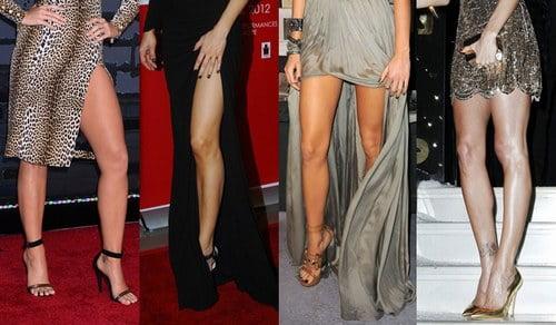 come valorizzare gambe