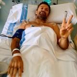 Jarabe De Palo ha un tumore al colon