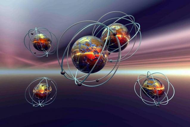 teoria delle stringhe.