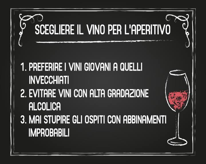 scegliere vino