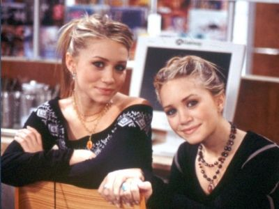 gemelle Olsen adolescenti