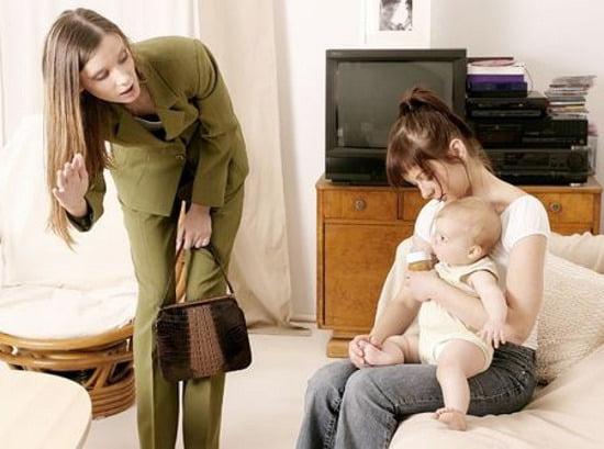 rientro lavoro mamme