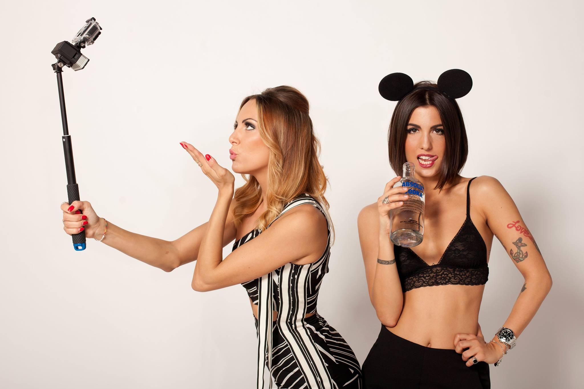 Arianna e Alessandra