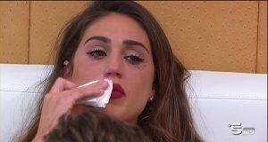 GfVip: Cecilia vuole tornare insieme a Francesco Monte