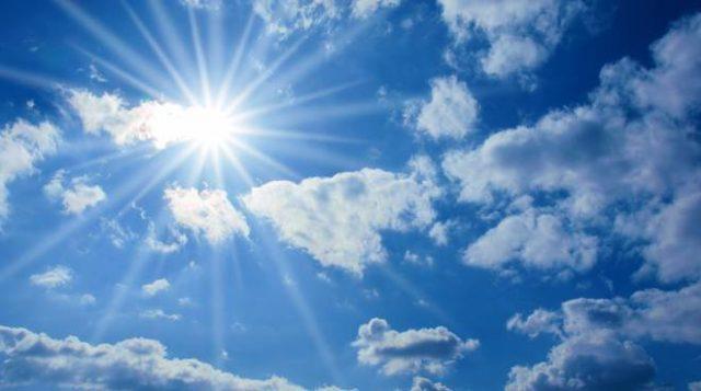 Meteo della settimana: torna l'anticiclone e tempo più stabile