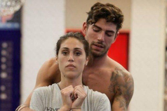 GFVip: Ignazio e Cecilia travolti dalla passione urla e gemiti
