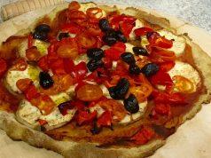 Pizza fatta di platano: la nuova moda fruttariana
