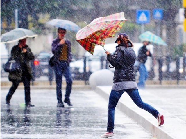 Meteo di questa settimana: arriva Attila con freddo e precipitazioni