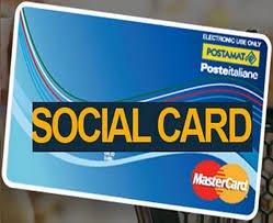 Risultati immagini per social card 2018