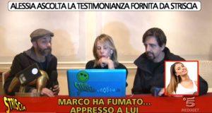 Chiara Nasti accusa Francesco Monte e Marco Ferri
