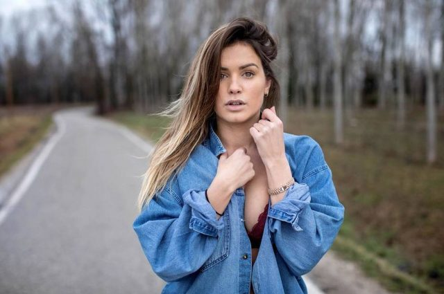 Marta Pasqualato vittima di uno scherzo