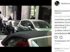 Fabrizio Corona su Instagram