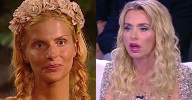 Francesca Cipriani contro Valeria Marini
