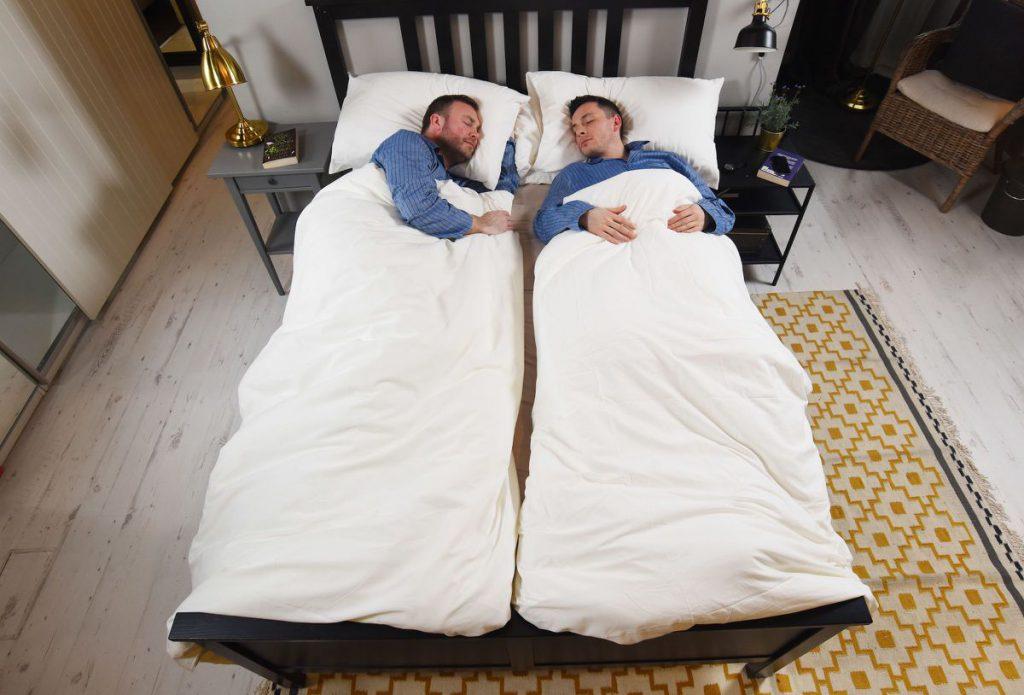 cheap for discount 1f07f c9dcf il nuovo piumone inventato da IKEA si chiama TOG-ether ...